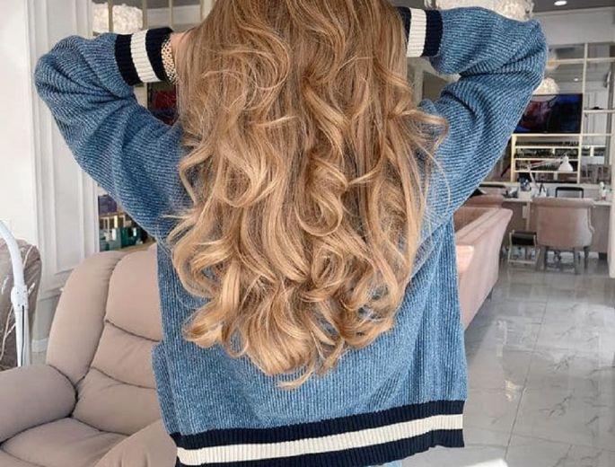 стрижка волос в салоне днепр