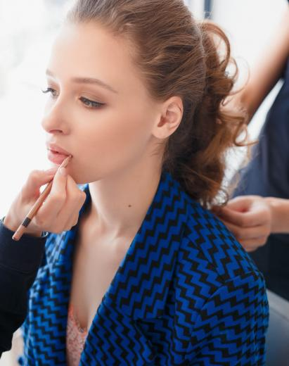 Быстрый макияж в салоне красоты