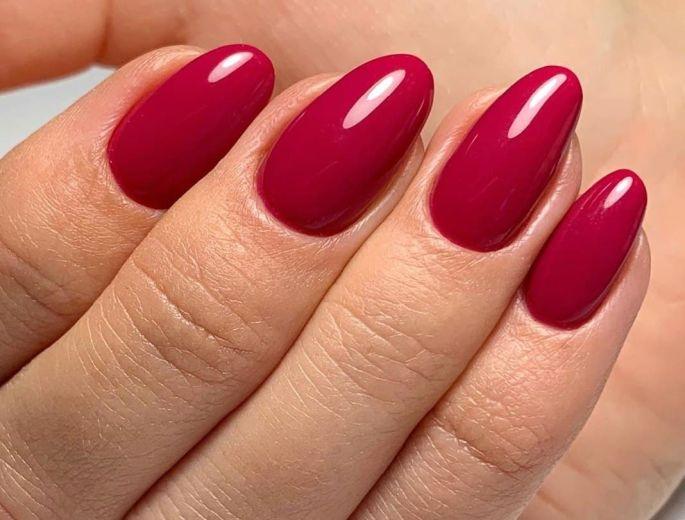 коррекция гелевых ногтей в салоне