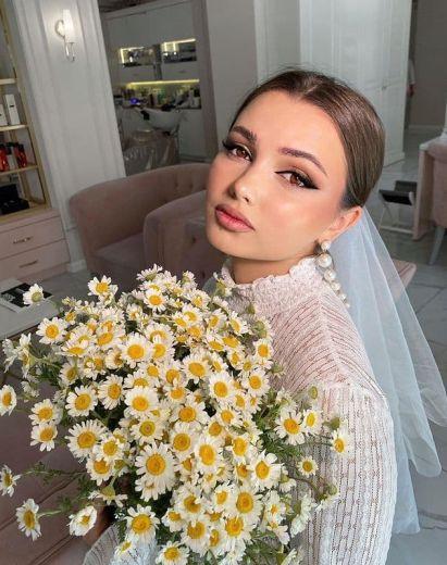 Свадебный макияж в салоне днепр