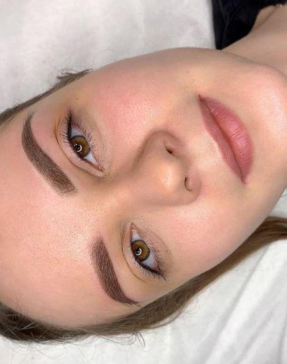 перманентный макияж бровей цена
