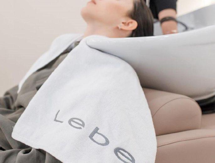 Мытье головы после стрижки